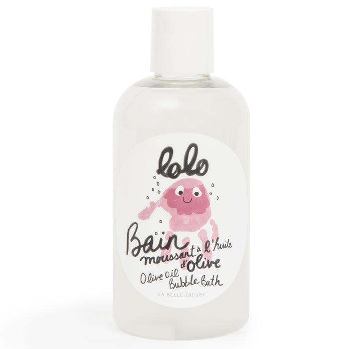 LOLO Olive Oil Bubble Bath