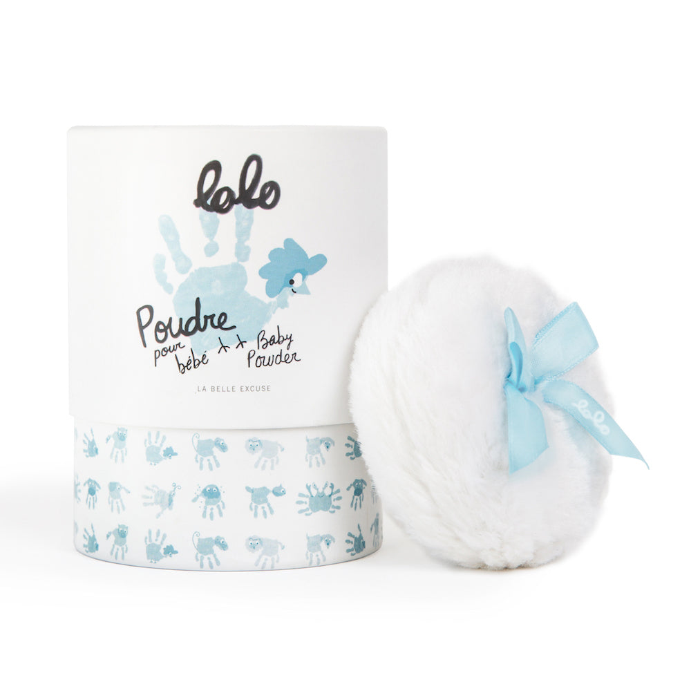 Lolo - LOLO Baby Powder - Available at Boutique PinkiBlue