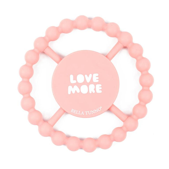 BELLA TUNNO Happy Teether - Love More