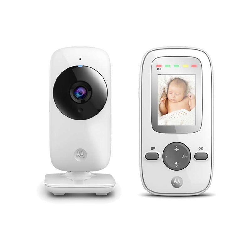 "Motorola - MOTOROLA 2"" Baby Video Monitor - Available at Boutique PinkiBlue"
