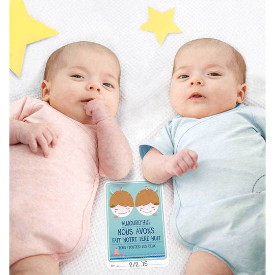 Milestone - MILESTONE Baby Cards - Available at Boutique PinkiBlue