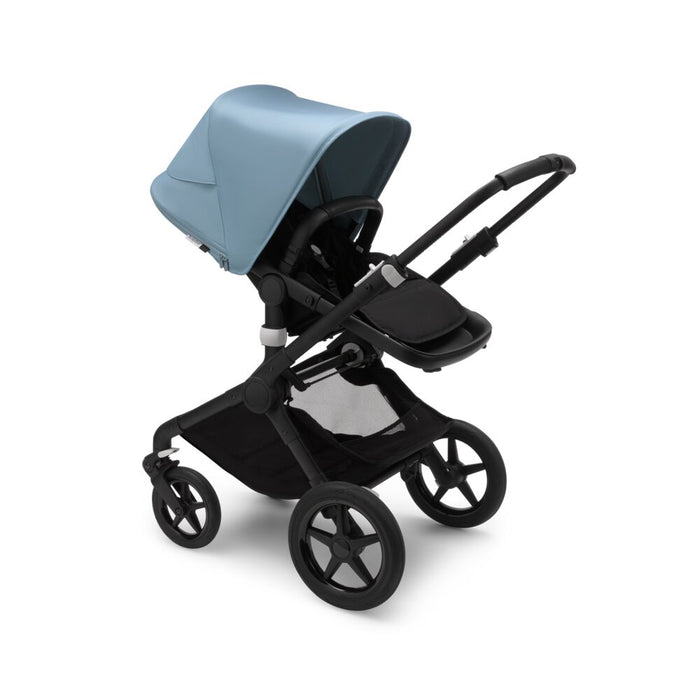 BUGABOO Fox2 Black - Black / Vapor Blue