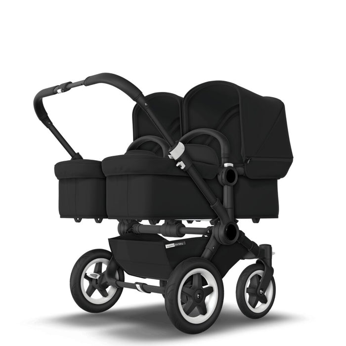 BUGABOO DONKEY 2 TWIN Black Chassis - Black Base