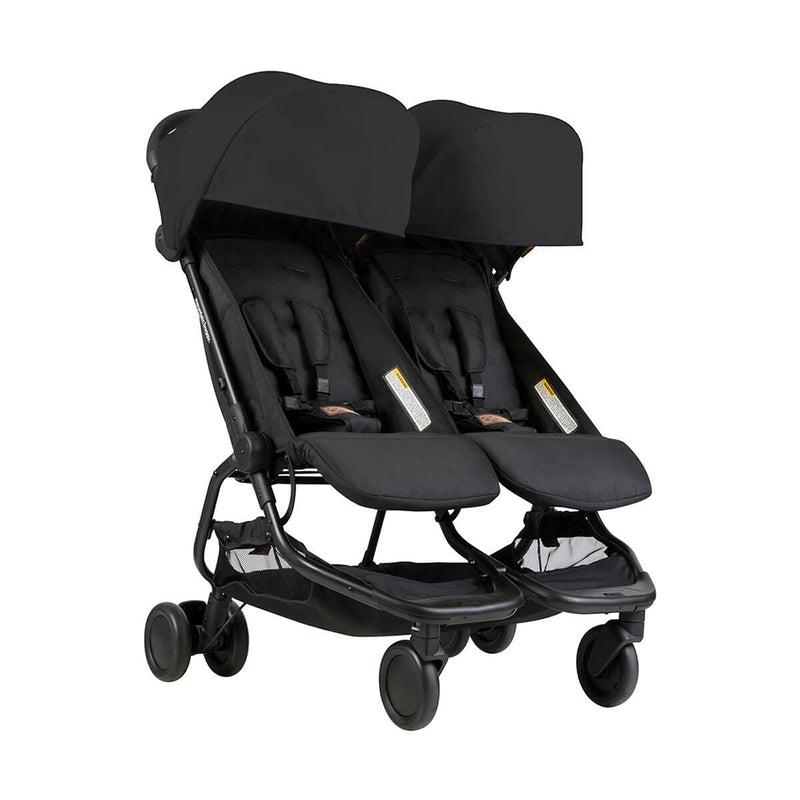 Mountain Buggy - MOUNTAIN BUGGY Nano Duo - Available at Boutique PinkiBlue