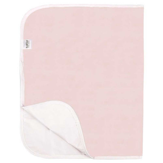 Kushies - KUSHIES Organic Jersey Waterproof Change Pad Square - Available at Boutique PinkiBlue