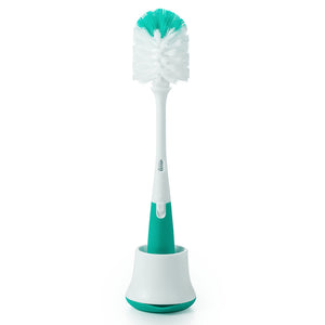 OXO Bottle Brush with Nipple Cleaner - PinkiBlue