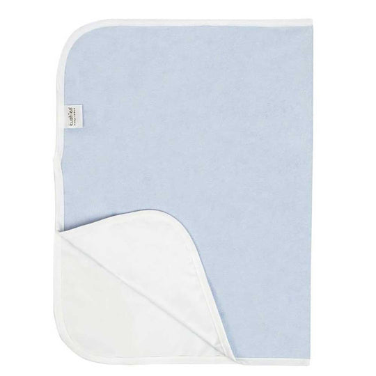 Kushies - KUSHIES Terry Waterproof Change Pad Square - Available at Boutique PinkiBlue