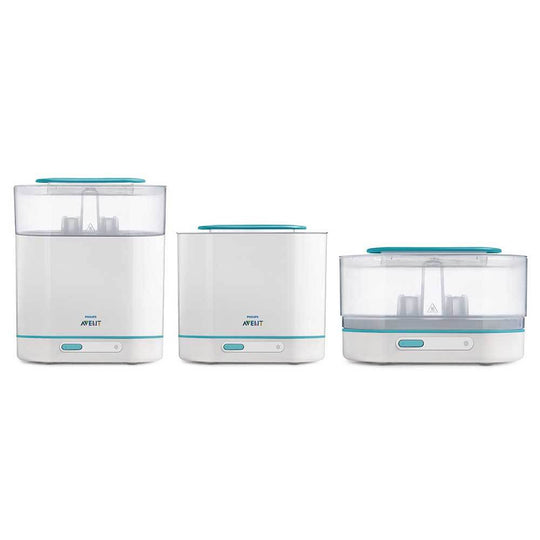 Philips Avent - PHILIPS AVENT Electric Steam Sterilizer - Available at Boutique PinkiBlue