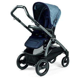 PEG PEREGO Book Scout Stroller - PinkiBlue