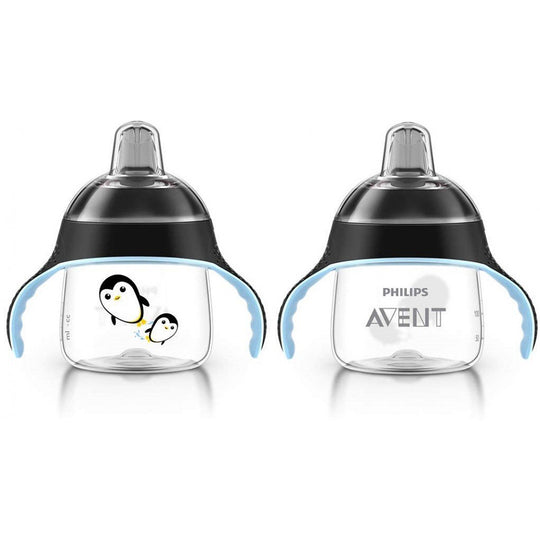 Philips Avent - PHILIPS AVENT My Little Sippy Cup 7oz - Soft Spout - Available at Boutique PinkiBlue