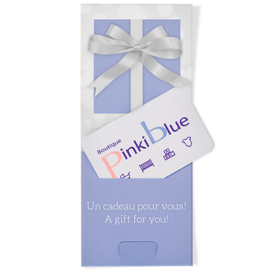 PinkiBlue - Store: Gift Card - Available at Boutique PinkiBlue