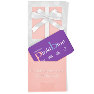Email Gift Card - PinkiBlue