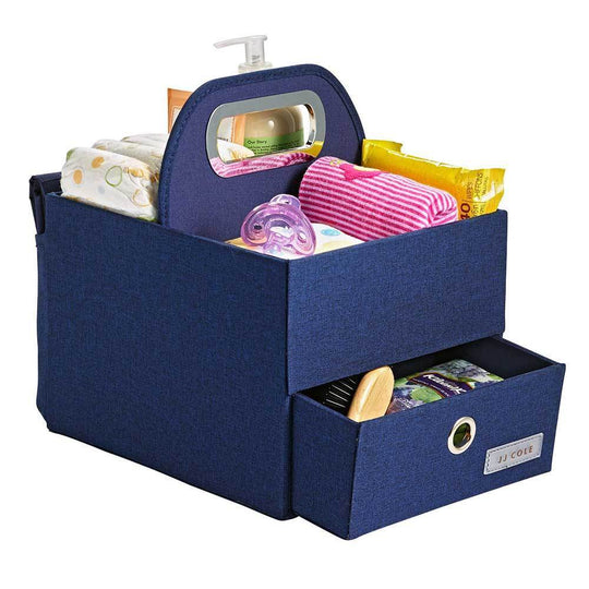JJ Cole - JJ COLE Diaper & Wipes Caddy - Available at Boutique PinkiBlue