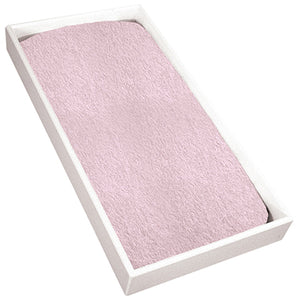 KUSHIES Terry Change Pad Cover - PinkiBlue