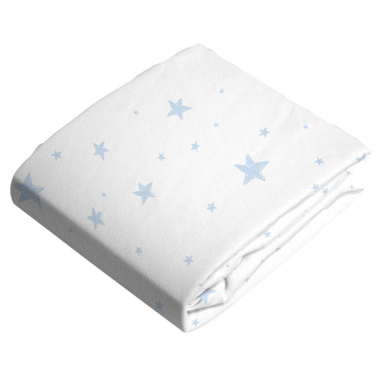 Kushies - KUSHIES Flannel Playpen Fitted Sheet