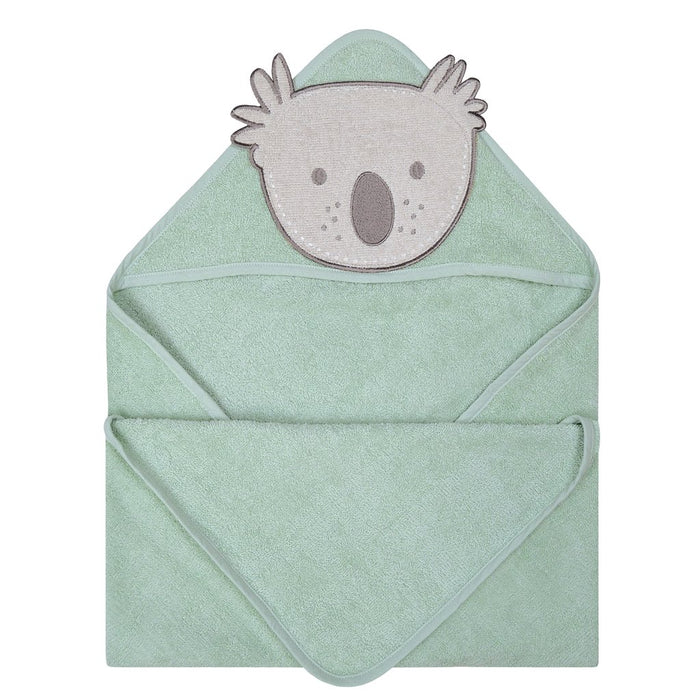 PERLIMPINPIN Hooded towel - Koala