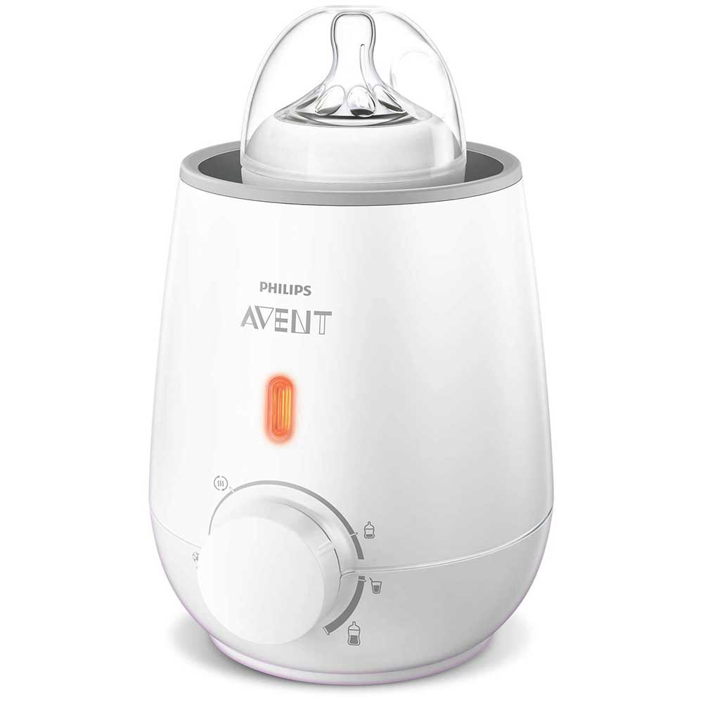 Philips Avent - PHILIPS AVENT Fast Bottle Warmer - Available at Boutique PinkiBlue