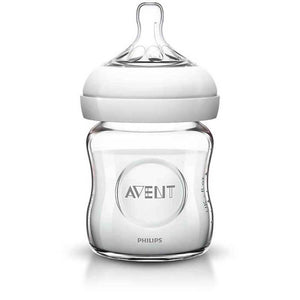 PHILIPS AVENT Natural Glass Bottle - PinkiBlue