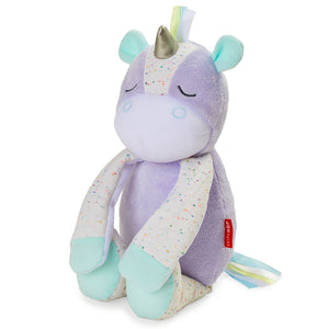 SKIP HOP Cry Activated Soother - PinkiBlue