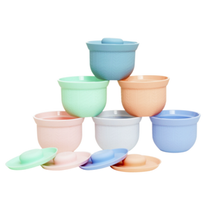 WEANMEISTER Adora Bowls - 2 Pack - PinkiBlue