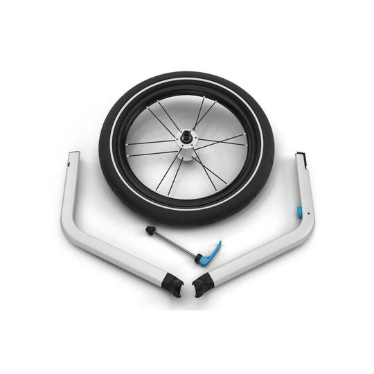 Thule - THULE CHARIOT Jog Kit 2 - Lite/Cross - Boutique PinkiBlue