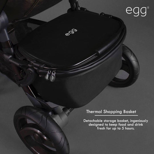 EGG Thermal Shopping Basket
