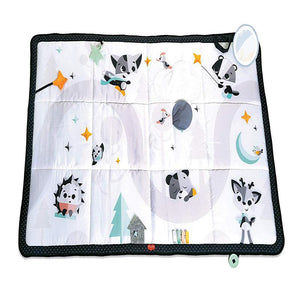 Tiny Love Magical Tales Super Mat - Black & White - PinkiBlue
