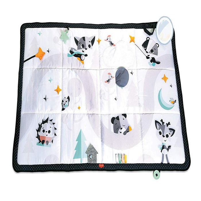 Tiny Love Magical Tales Super Mat - Black & White