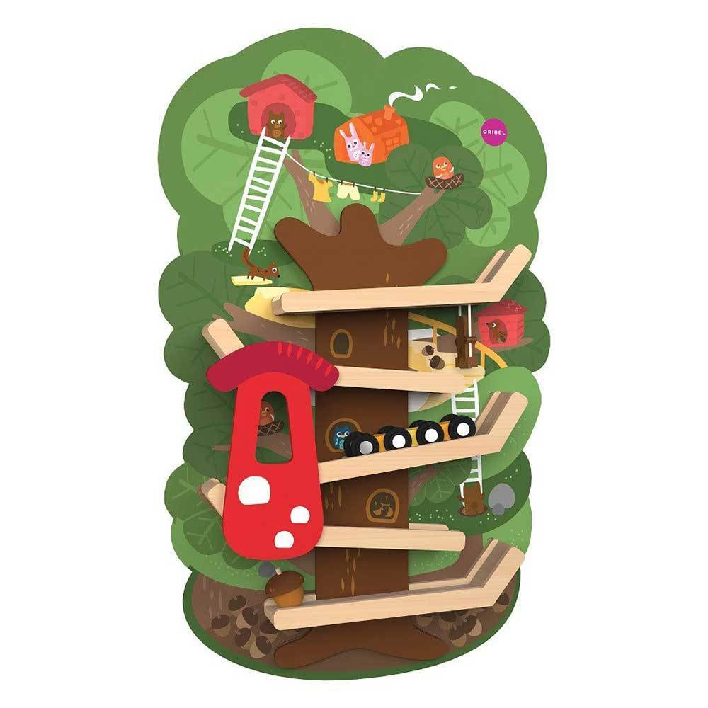 Oribel - ORIBEL Vertiplay Wall Toy - Treetop Adventure - Available at Boutique PinkiBlue