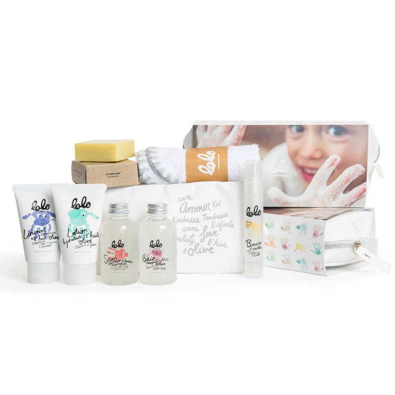 Lolo - LOLO Travel Kit - Available at Boutique PinkiBlue