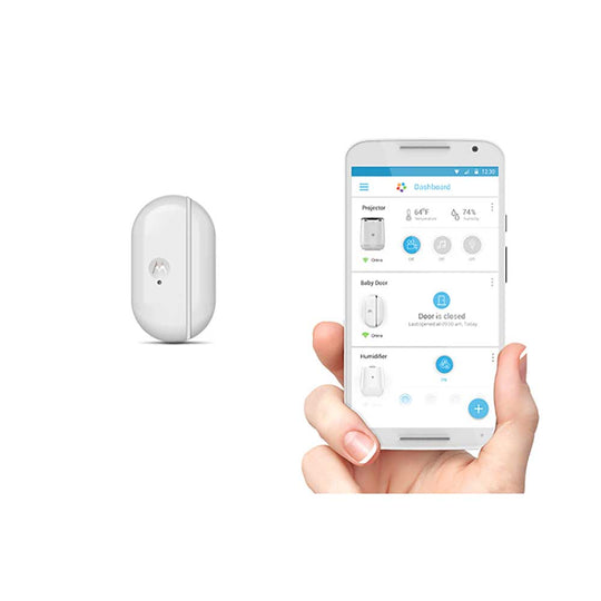 Motorola - MOTOROLA Smart Nursery Alert Sensor - Available at Boutique PinkiBlue
