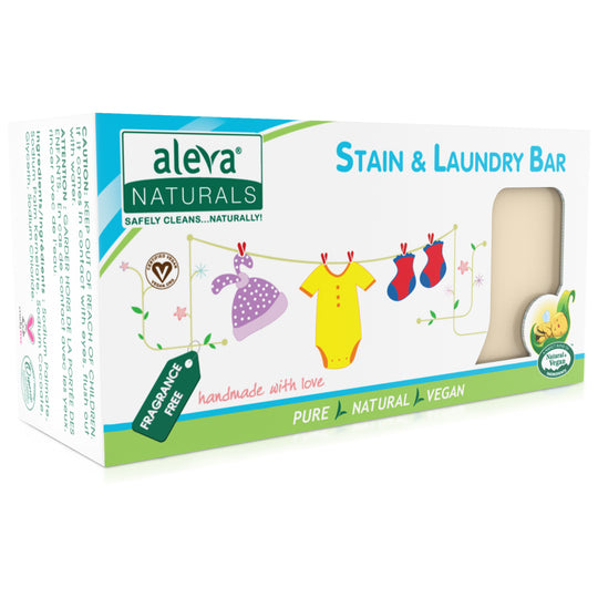 Aleva - ALEVA Stain & Laundry Bar 7.76 oz - Boutique PinkiBlue