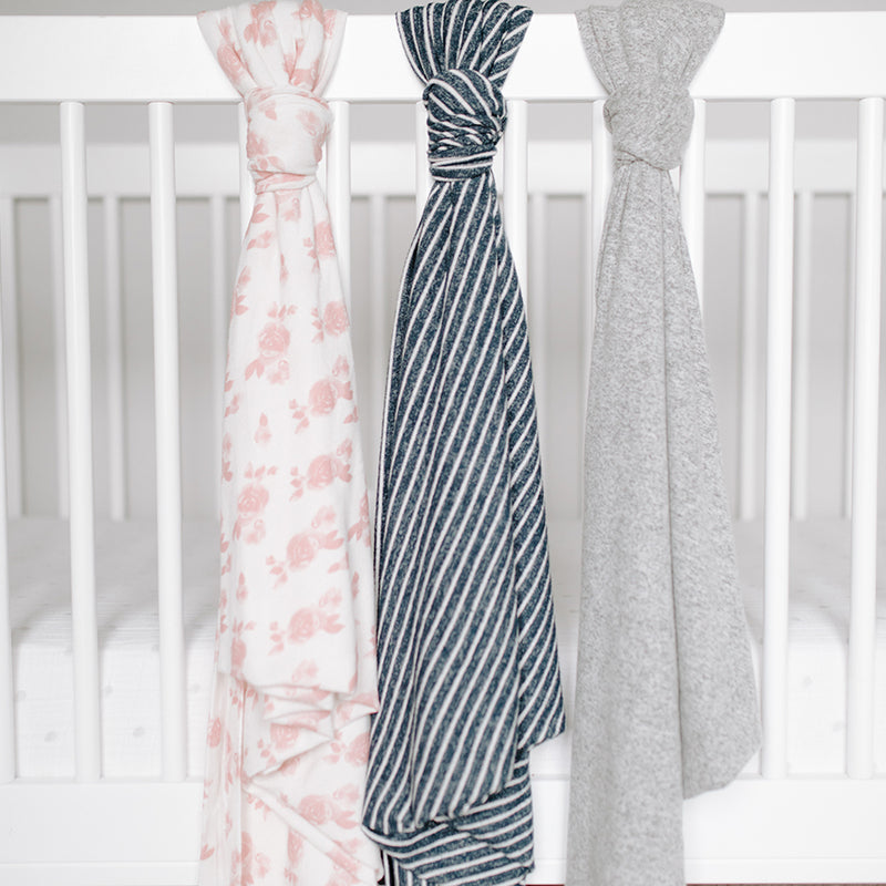 ADEN & ANAIS Snuggle Knit Swaddle