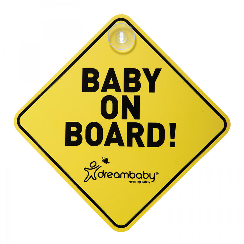 DreamBaby - DREAMBABY Baby On Board - Available at Boutique PinkiBlue
