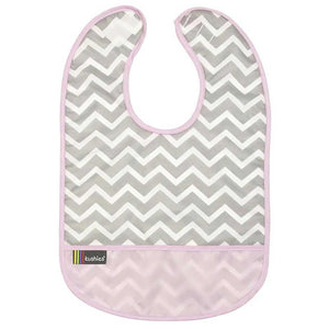 KUSHIES Cleanbib - PinkiBlue