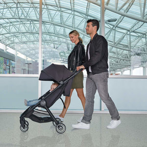 City Tour 2 Stroller - PinkiBlue