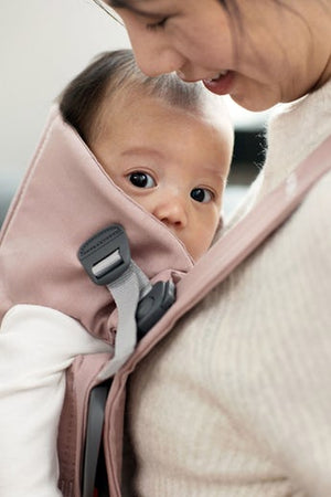 BABYBJORN Carrier Mini ( Cotton) - PinkiBlue
