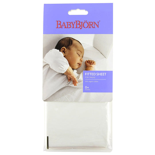 BabyBjorn - BABYBJORN Cradle Fitted Sheet