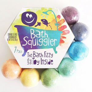 LOOT TOYS Bath Squiggler Value Pack - PinkiBlue