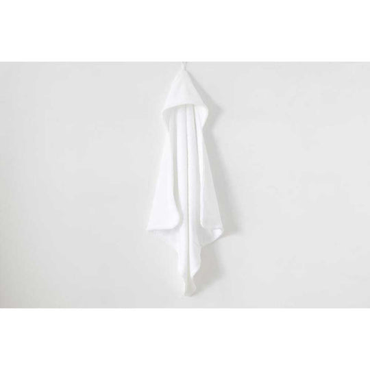 BOUTON JAUNE Hooded Towel