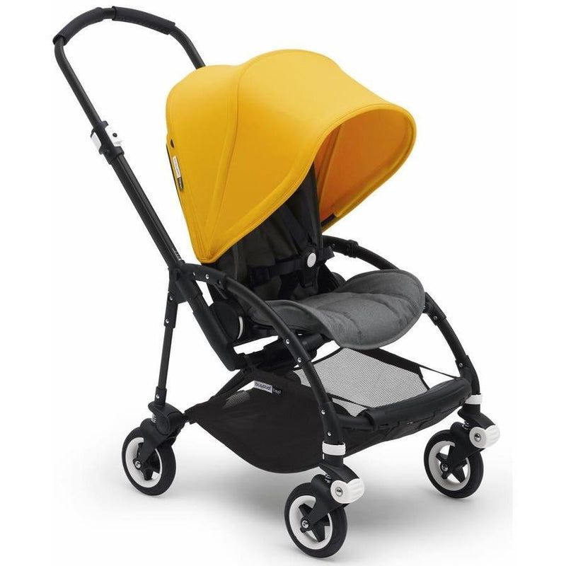 BUGABOO BEE 5 Complete - Yellow/Grey Melange