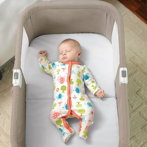 CHICCO LULLAGO Portable Bassinet - PinkiBlue