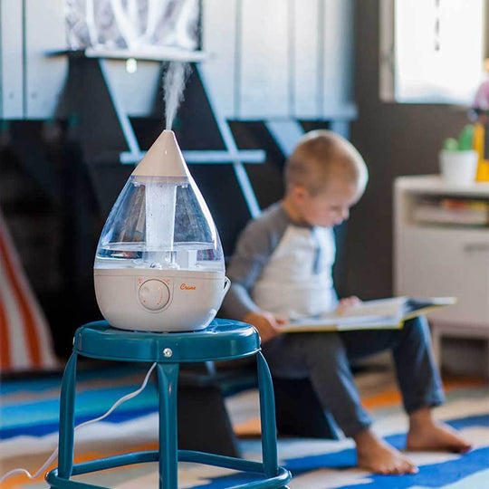 Crane - CRANE Drop Humidifier - Available at Boutique PinkiBlue