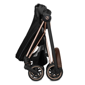 CYBEX Mios Stroller - Rose Gold Frame - PinkiBlue