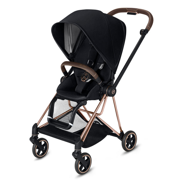 CYBEX Mios Stroller - Rose Gold Frame
