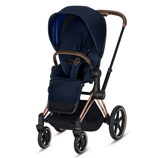 CYBEX Priam Stroller - Rose Gold Frame