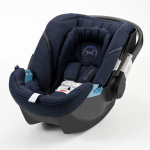 CYBEX Aton 2 SensorSafe Infant Car Seat - PinkiBlue