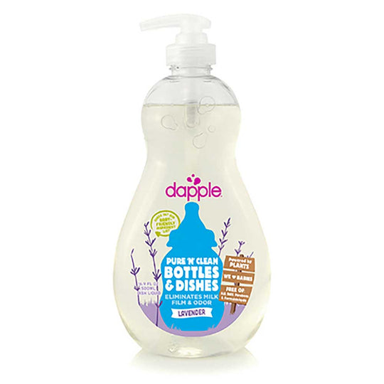 Dapple - DAPPLE Bottle & Dish Liquid - Available at Boutique PinkiBlue