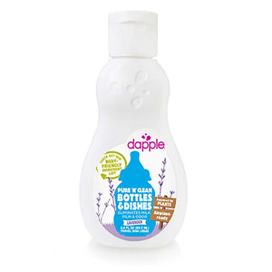DAPPLE Bottle & Dish Liquid Travel Size - PinkiBlue