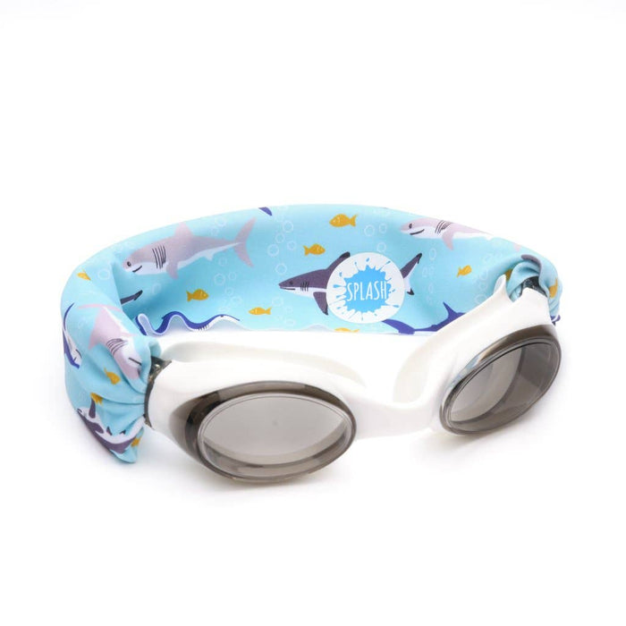 SPLASH Swim Goggles - Shark Attack